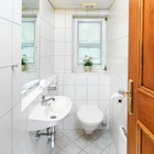 Apartment type B - WC